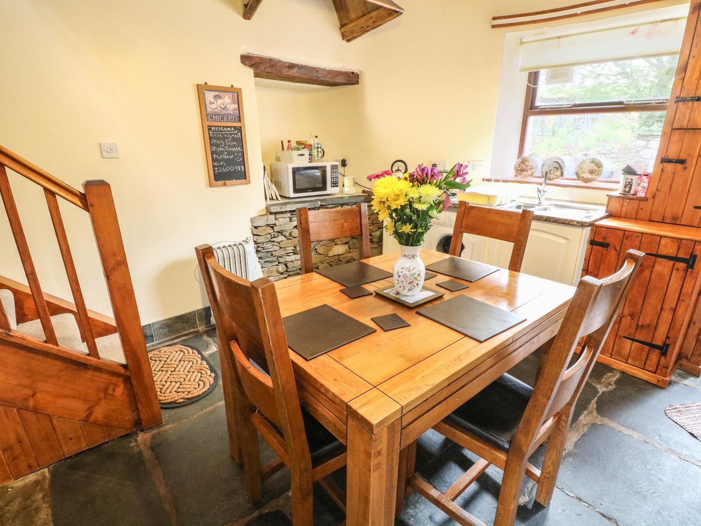 Horrace Farm Cottage