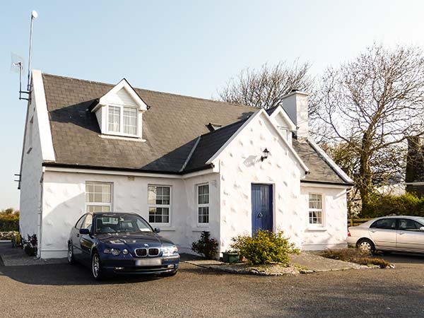 holiday let Ballinderreen, County Galway Brandy Harbour Cottage