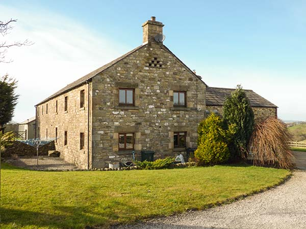 holiday let Tatham Hope Cottage