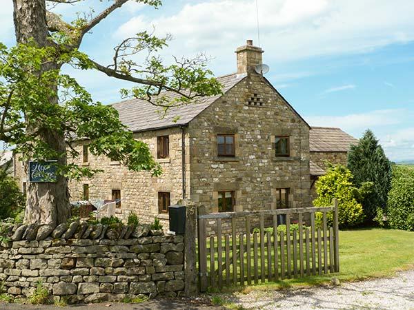 holiday let Tatham Hope Cottage