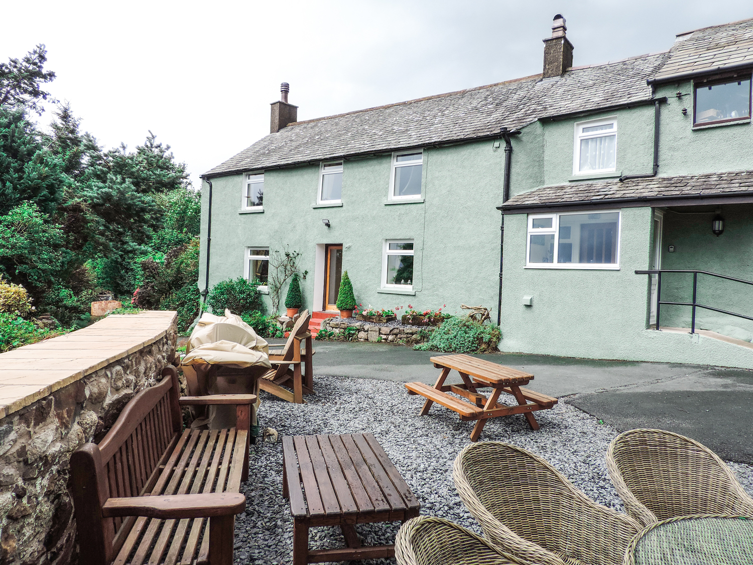 4 bedroom Cottage for rent in Waberthwaite