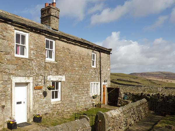 holiday let Low Row Pursglove Cottage