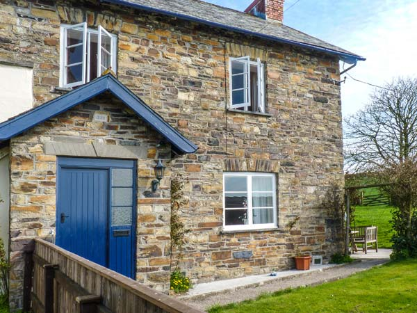 holiday let Filleigh Buckinghams Leary Farm Cottage