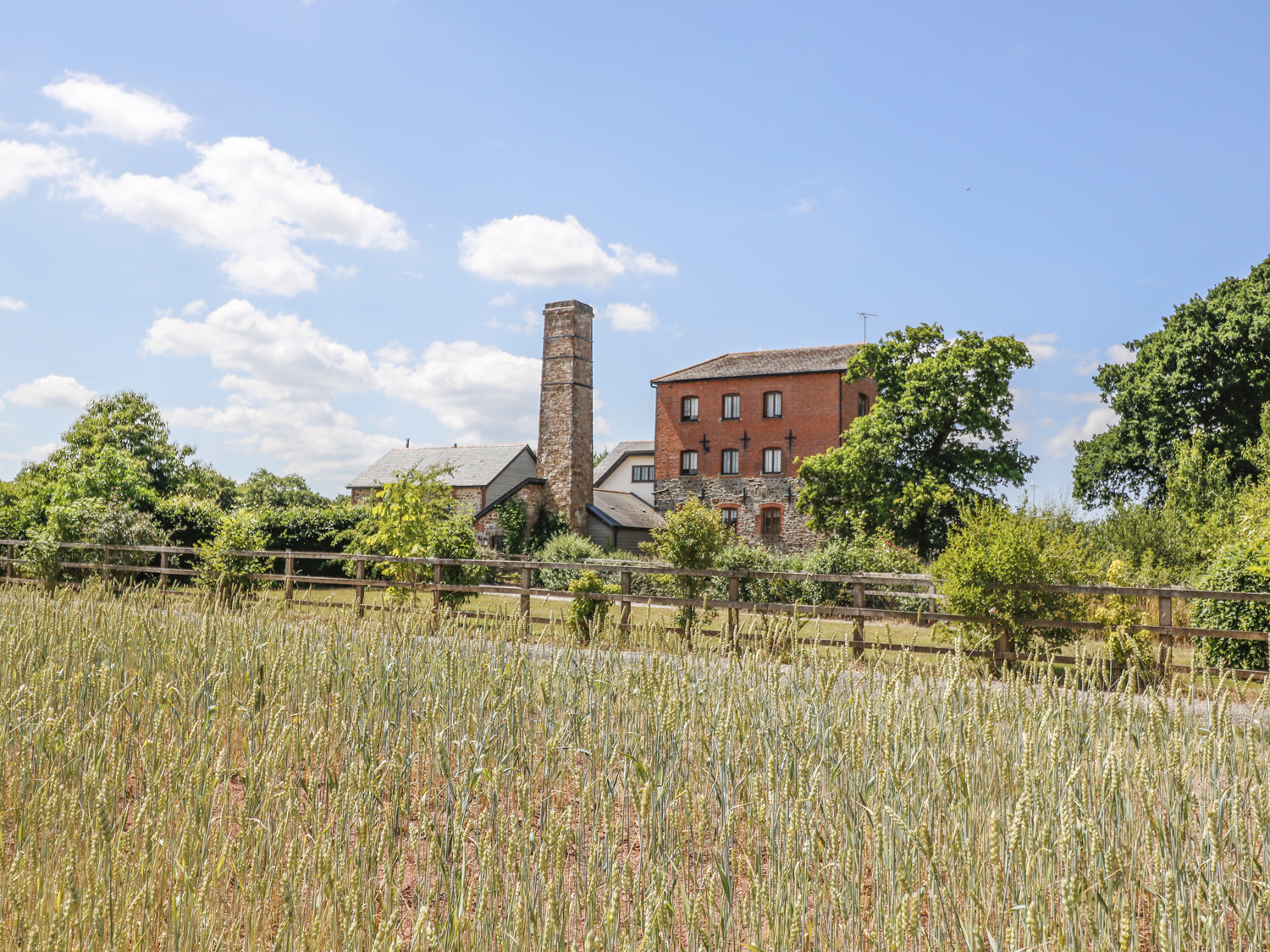 Leat Cottage Newland Mill