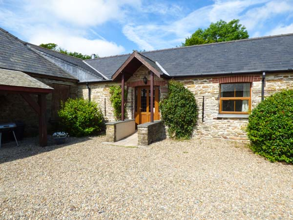 holiday let Llanboidy Sandpiper Cottage
