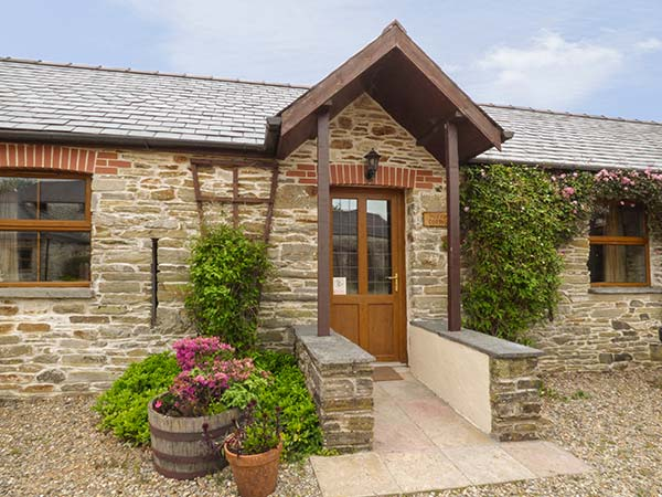 holiday let Llanboidy Puffin Cottage