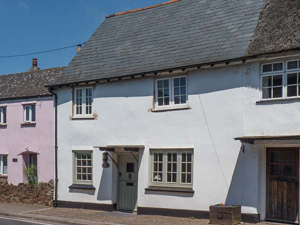 holiday let Carhampton White Cottage