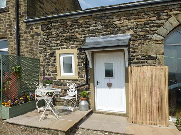 holiday let Ripponden The Mistle Carr Farm
