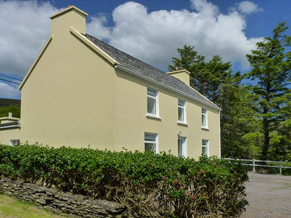 holiday let Ballinskelligs, County Kerry Bay View
