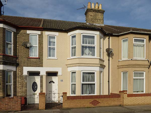 holiday let Lowestoft Kimberley