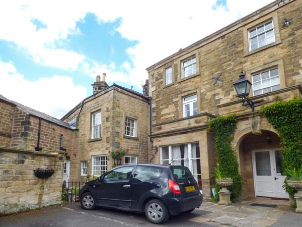 holiday let Bakewell Granby House Chatsworth Suite