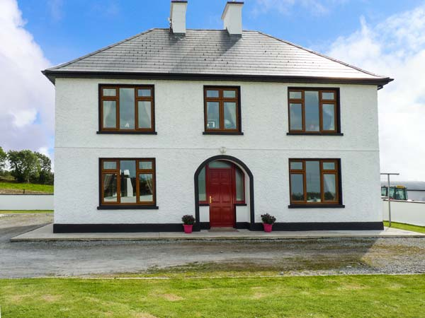 holiday let Moyvane, County Kerry Hill View Lodge