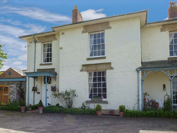 holiday let Llandyssil The Old Rectory Cottage