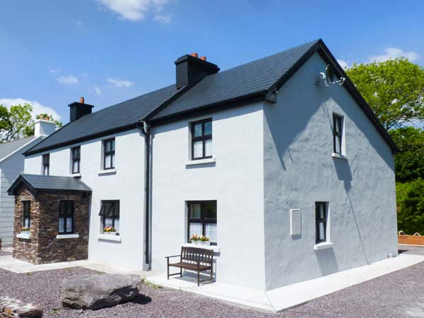 holiday let Waterville, County Kerry Ballybrack Lodge