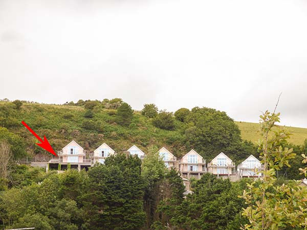 holiday let Pendine Samphire Ridge