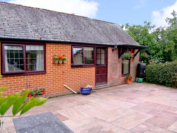 holiday let Beaulieu The Cottage