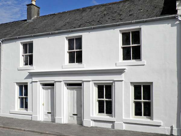 holiday let Gatehouse Of Fleet Weavers Cottage