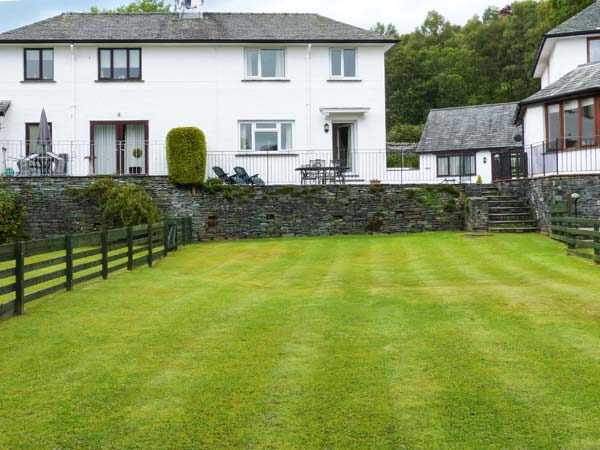 holiday let Ambleside Thompson Cottage