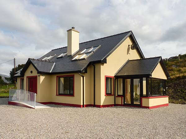 holiday let Lauragh, County Kerry Curraha