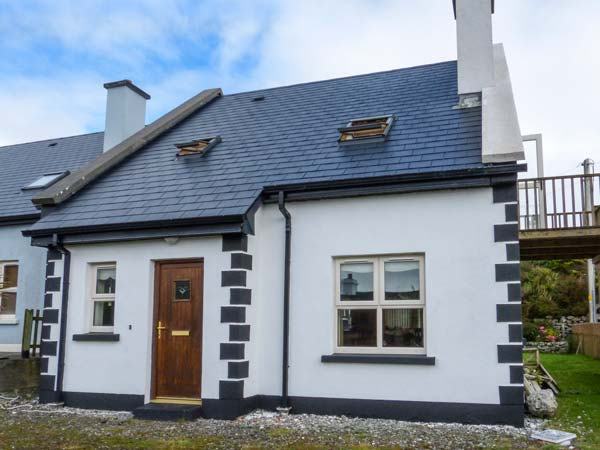 holiday let Achill Island, County Mayo Ocean View