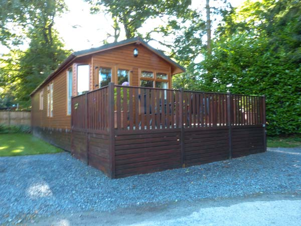 holiday let White Cross Bay Owl Lodge, 27 Grasmere