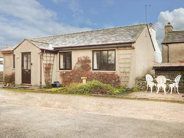 holiday let Levens The Bungalow