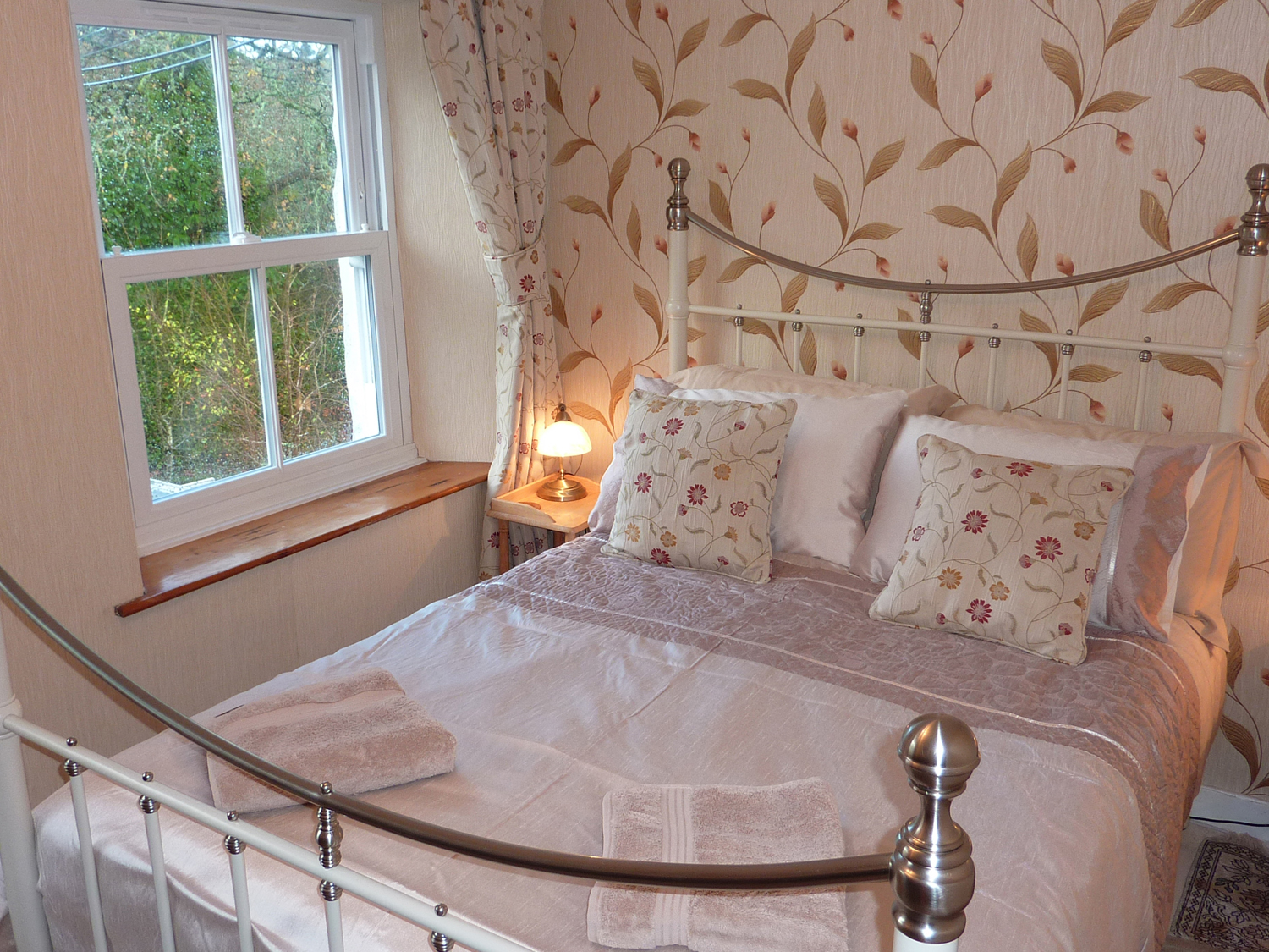 The Ark Cottage In St Blazey This Cosy Terraced Cottage