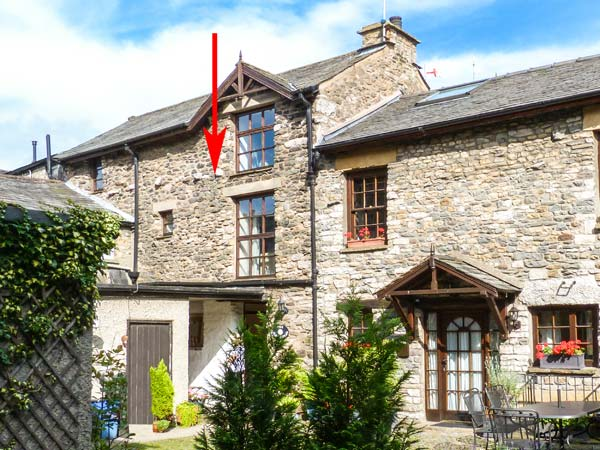 holiday let Kirkby Lonsdale The Old Stables