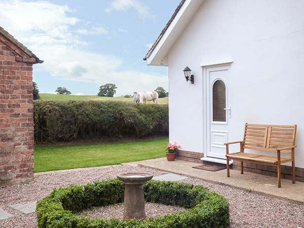 holiday let Marbury Jack's Cottage