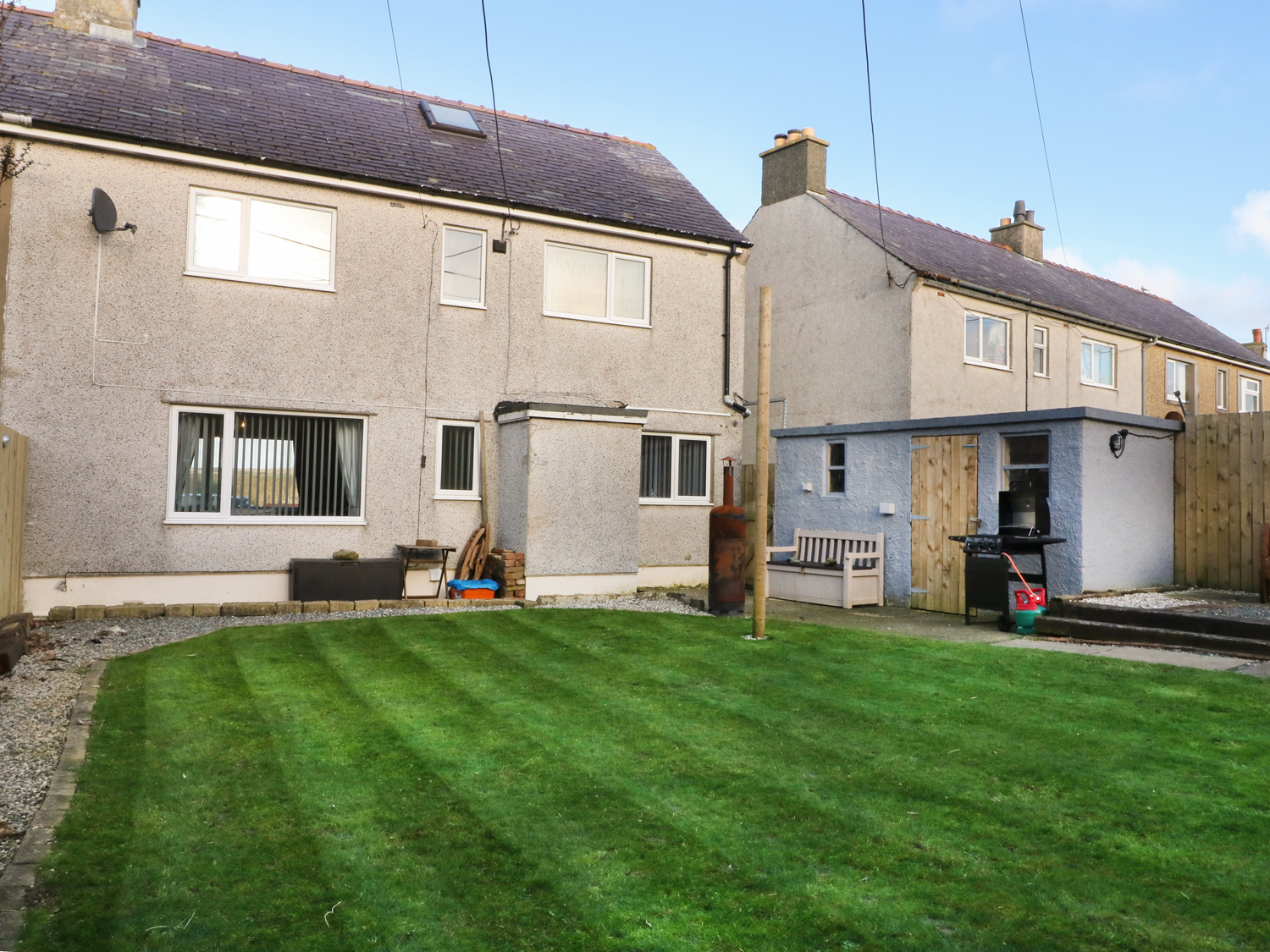 Delfryn In Cemaes Bay This Delightful Semi Detached