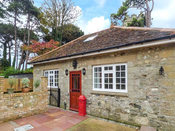 holiday let Ventnor Manor Coach House