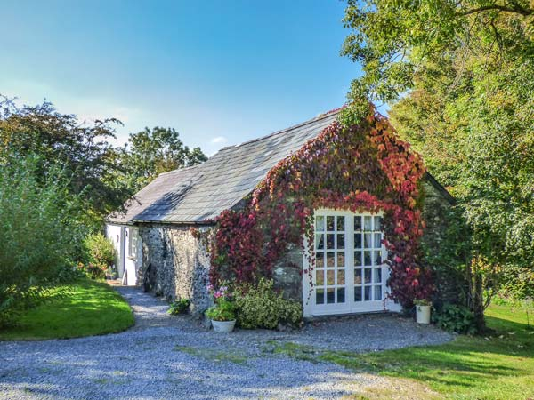 holiday let Drefach Felindre Hawthorn Cottage