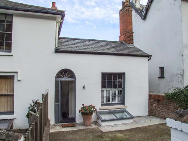 holiday let Malvern Woodland Cottage