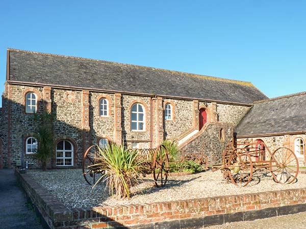 holiday let Clovelly Lundy View The Granary