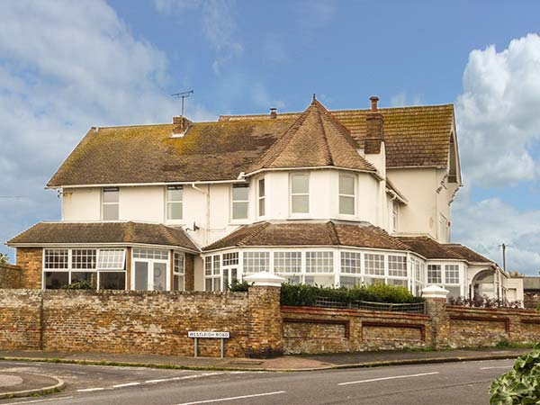 holiday let Westgate-on-sea Sea Lodge