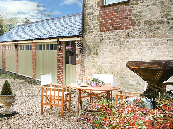 holiday let Lyneham Old Cart Shed