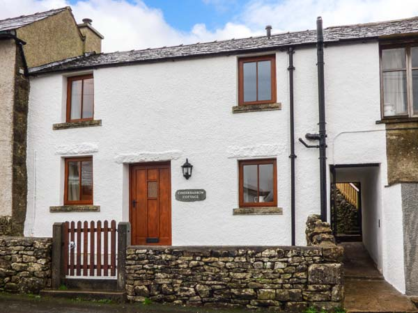 holiday let Levens Cinderbarrow Cottage