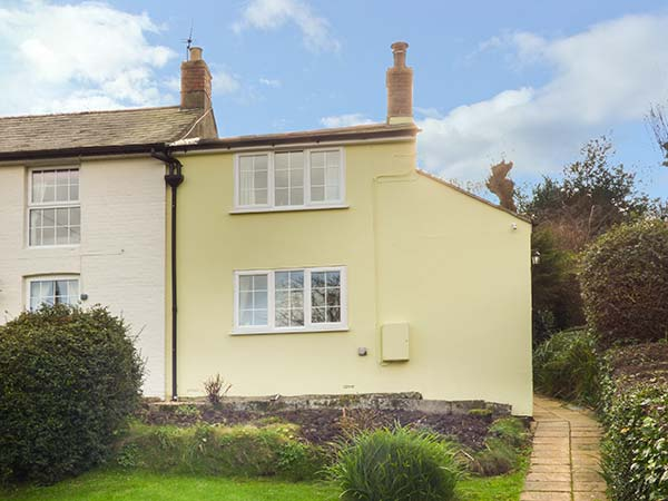 holiday let Niton Primrose Cottage