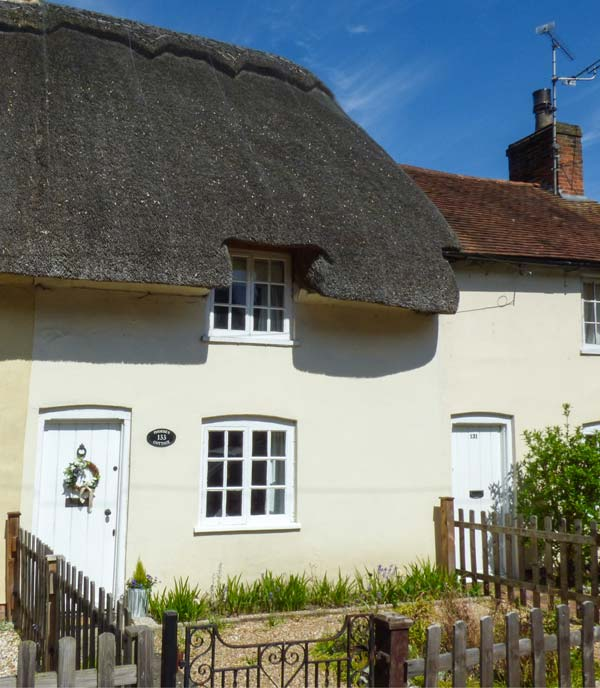 2 bedroom Cottage for rent in Romsey