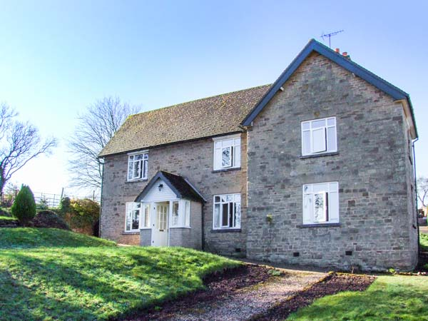 holiday let Suckley Bridge House