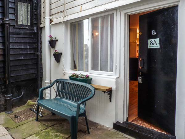 holiday let Hastings Fisherman's Cottage