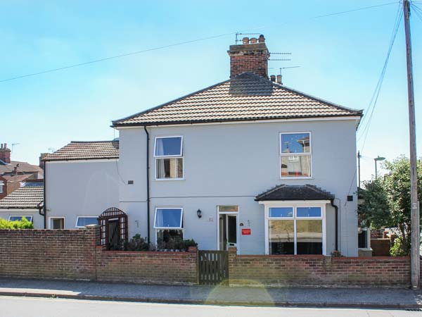 holiday let Lowestoft Teldarsar House