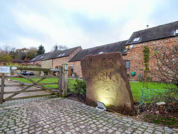 holiday let Fulford Manor Barn