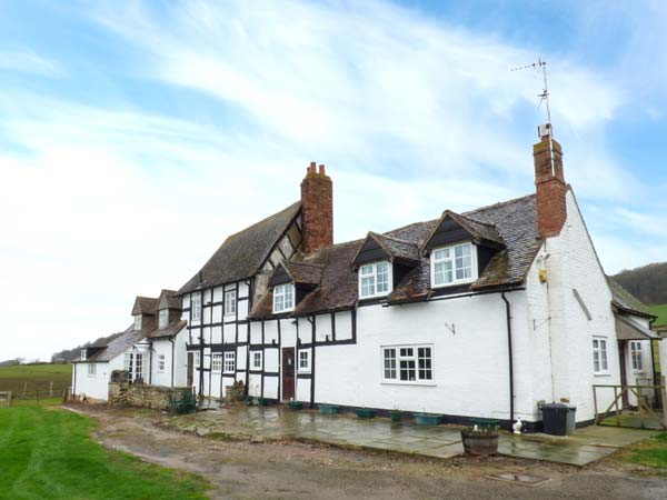 holiday let Ledbury The Farmhouse