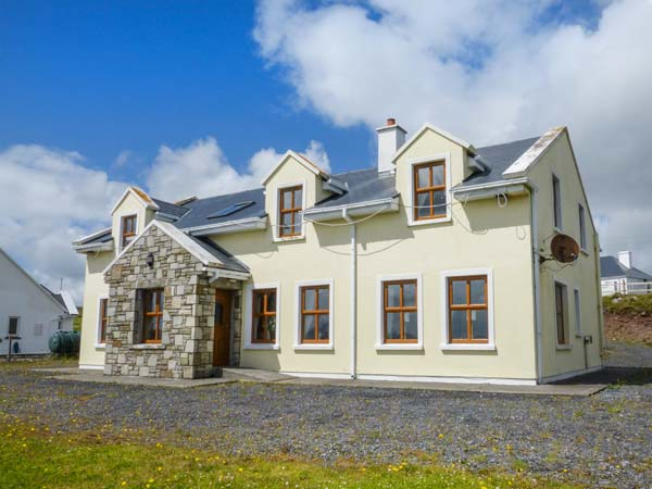 holiday let Achill Island, County Mayo Island View