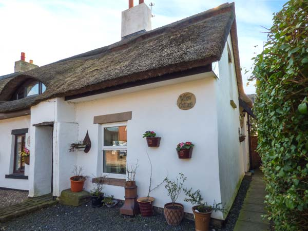 holiday let Pilling Willow Cottage