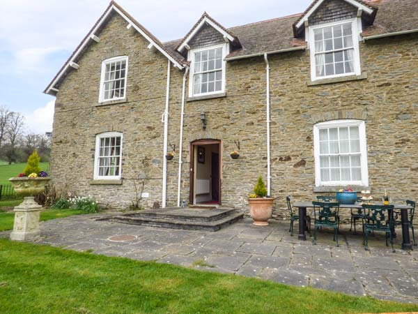 holiday let Lydbury North Walcot Farm