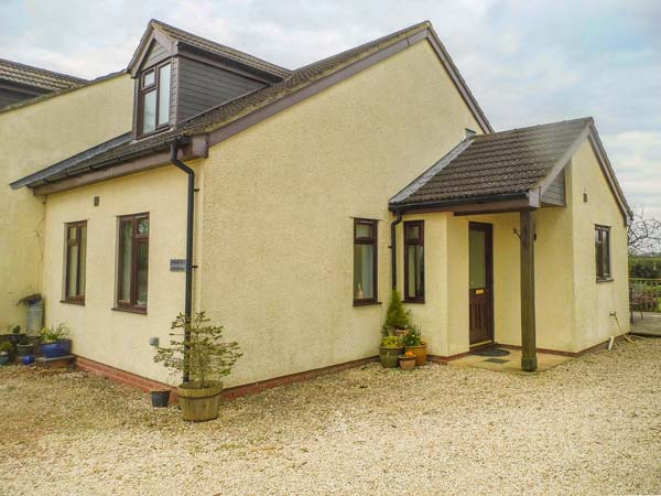 holiday let Lydney The Retreat at Greenfields