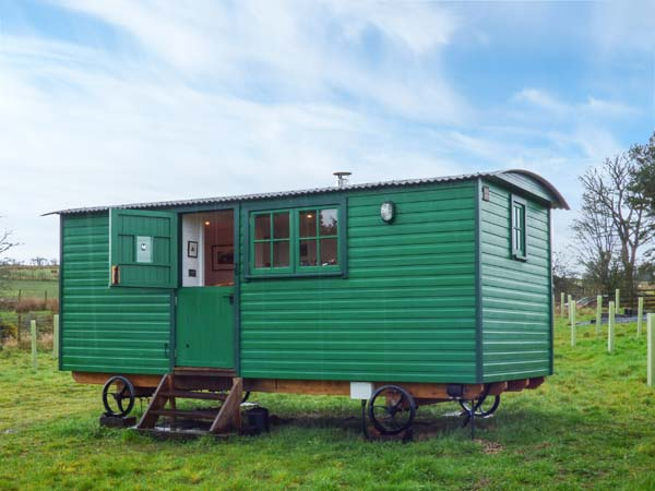 holiday let Haltwhistle Peat Gate Shepherd's Hut