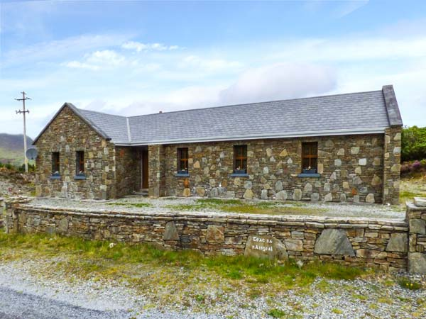 holiday let Letterfrack, County Galway Teach na nAingeal